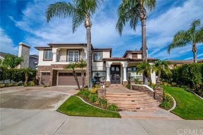 7785 E Bridgewood Drive, Anaheim Hills, CA 92808 - MLS#: PW19027266