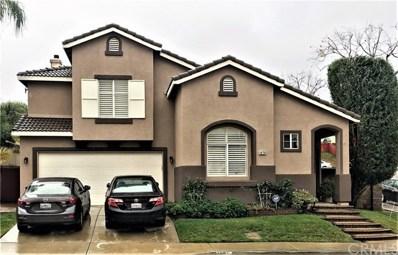 1076 Viewpointe Lane, Corona, CA 92881 - MLS#: PW19027410