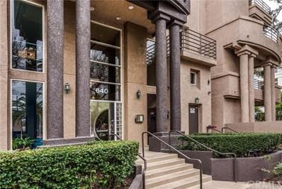 640 W 4th Street UNIT 213, Long Beach, CA 90802 - MLS#: PW19027655