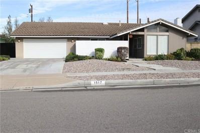1517 E Riverview Avenue, Orange, CA 92865 - MLS#: PW19029089