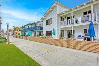 906 E Oceanfront, Newport Beach, CA 92661 - MLS#: PW19029273