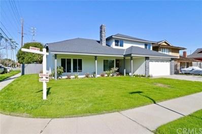 1701 Brown Street, Santa Ana, CA 92701 - MLS#: PW19029491