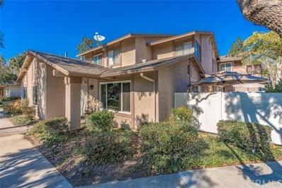 20028 Waverly Glen Street UNIT 49, Yorba Linda, CA 92886 - MLS#: PW19030154