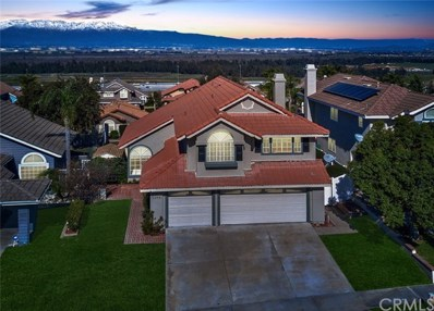 3255 Skyview Lane, Corona, CA 92882 - MLS#: PW19030166