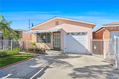 9629 San Carlos Avenue, South Gate, CA 90280 - MLS#: PW19030179