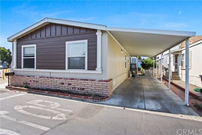 3424 W Washington Avenue UNIT 408, Santa Ana, CA 92704 - MLS#: PW19030636