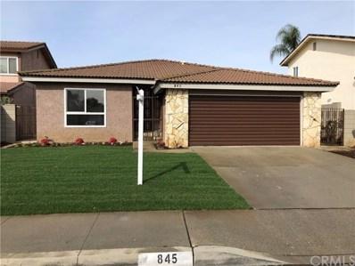 845 S 3rd Street, Montebello, CA 90640 - MLS#: PW19031486