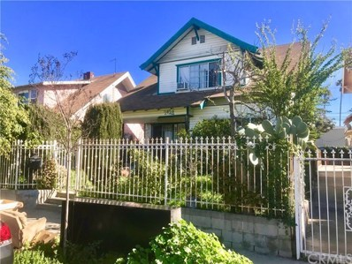 2924 Van Buren Place, Los Angeles, CA 90007 - MLS#: PW19031981