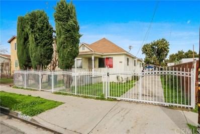 1741 E 63rd Street, Los Angeles, CA 90001 - MLS#: PW19032319