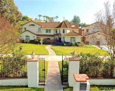 1410 Peppertree Drive, La Habra Heights, CA 90631 - MLS#: PW19032606