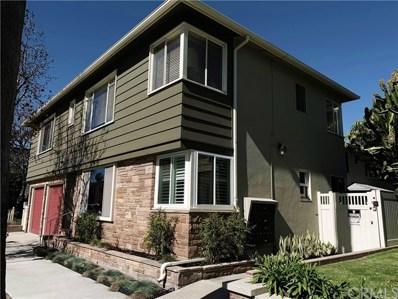 1425 E 1st Street UNIT 1, Long Beach, CA 90802 - MLS#: PW19032976