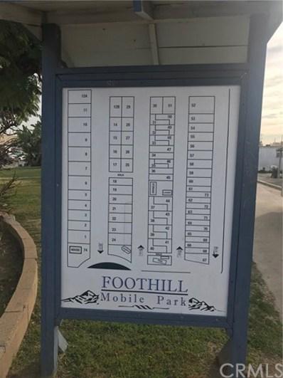402 E. Foothill Boulevard UNIT 22, Pomona, CA 91767 - MLS#: PW19033404