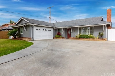 1927 W Secrest Way, Santa Ana, CA 92704 - MLS#: PW19033786