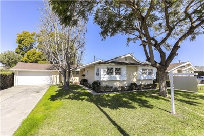1587 W Cerritos Avenue, Anaheim, CA 92802 - MLS#: PW19033847