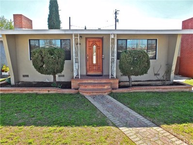 320 E Adams Street, Long Beach, CA 90805 - MLS#: PW19034166