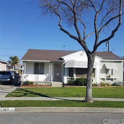 3611 Loomis Street, Lakewood, CA 90712 - MLS#: PW19037679