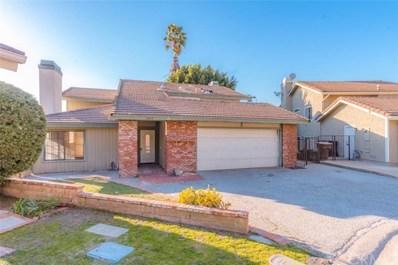 1009 Malibu Canyon Way, Brea, CA 92821 - MLS#: PW19038680