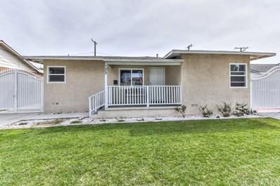122 N Pritchard Avenue, Fullerton, CA 92833 - MLS#: PW19038694