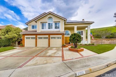 21332 Stonetower Drive, Rancho Santa Margarita, CA 92679 - MLS#: PW19040364