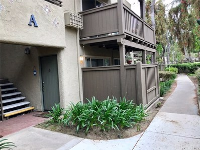 1345 Cabrillo Park Drive UNIT A03, Santa Ana, CA 92701 - MLS#: PW19040551