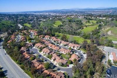 6401 E Nohl Ranch Road Road UNIT 52, Anaheim Hills, CA 92807 - MLS#: PW19040566