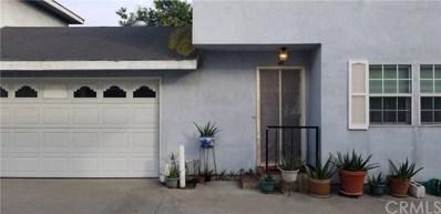 11919 Deana Street UNIT F, El Monte, CA 91732 - MLS#: PW19041409