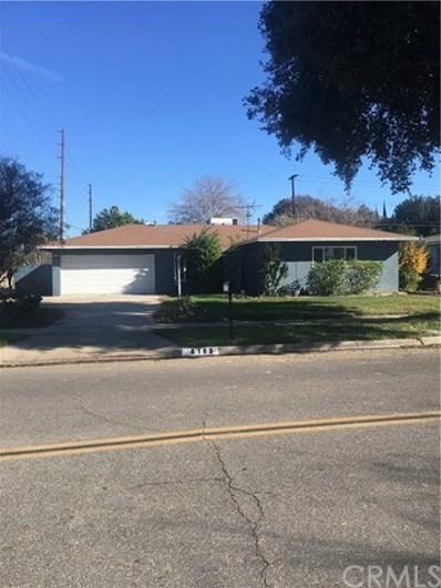4193 Overland Street, Riverside, CA 92503 - MLS#: PW19041530