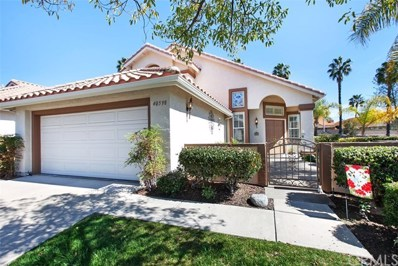 40598 Calle Galacia, Murrieta, CA 92562 - MLS#: PW19041957