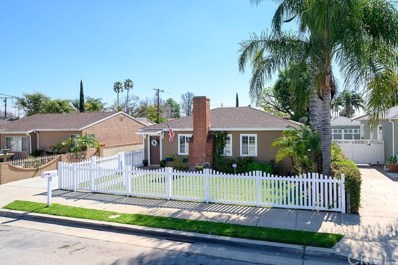 1314 E Century Drive, Orange, CA 92866 - MLS#: PW19042456