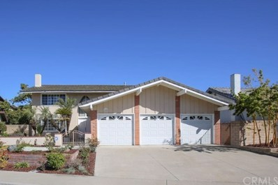 16540 Mount Cook Circle, Fountain Valley, CA 92708 - MLS#: PW19043249