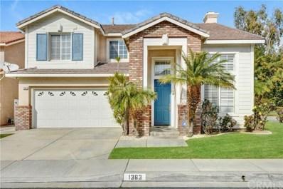1363 Wilke Drive, Corona, CA 92879 - MLS#: PW19043667