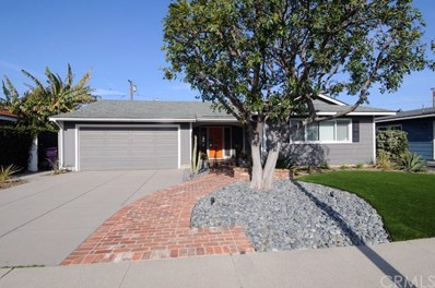 1847 Pattiz Avenue, Long Beach, CA 90815 - MLS#: PW19043968