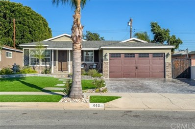 440 Juanita Street, La Habra, CA 90631 - MLS#: PW19044082