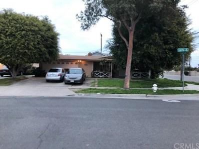 1233 S Corta Drive, Santa Ana, CA 92704 - MLS#: PW19044111