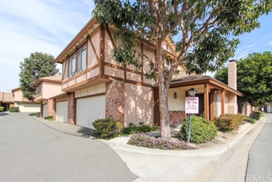 1631 W Cutter Road UNIT 22, Anaheim, CA 92801 - MLS#: PW19044845