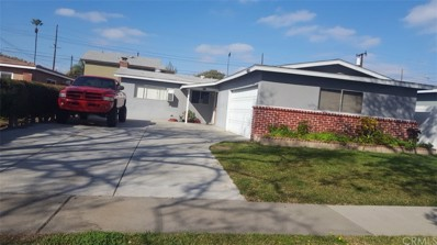 802 N Mantle Lane, Santa Ana, CA 92701 - MLS#: PW19044913