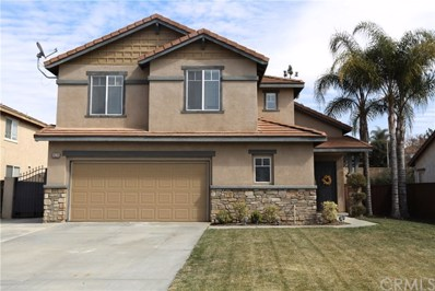 8526 Cabin Place, Riverside, CA 92508 - MLS#: PW19045399