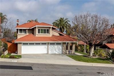 8133 E Kennedy Rd., Anaheim Hills, CA 92808 - MLS#: PW19046561