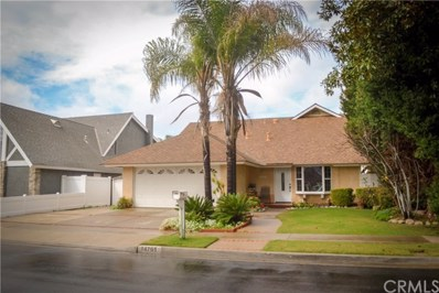 14761 Alder Lane, Tustin, CA 92780 - MLS#: PW19046960
