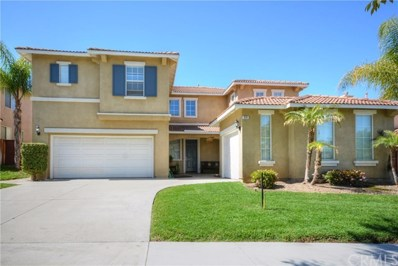 874 W Orange Heights Lane, Corona, CA 92882 - MLS#: PW19047858