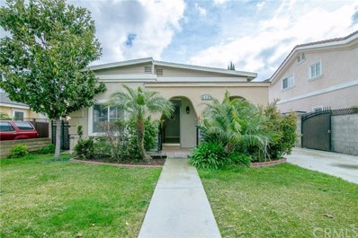 5922 Marshall Avenue, Buena Park, CA 90621 - MLS#: PW19048636