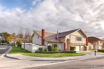 20356 Via Marwah, Yorba Linda, CA 92886 - MLS#: PW19049146