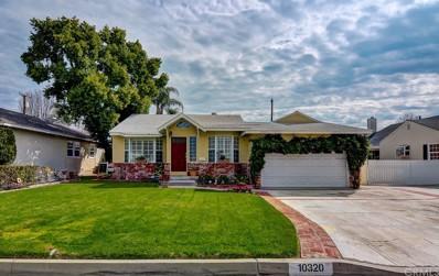 10320 Hester Avenue, Whittier, CA 90603 - MLS#: PW19050716