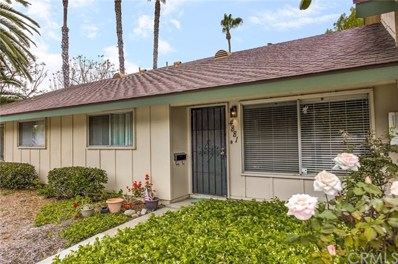 4881 Eureka Avenue UNIT 26, Yorba Linda, CA 92886 - MLS#: PW19051584