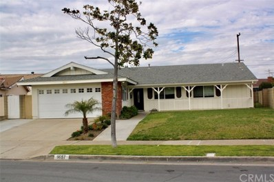 9657 Kathleen Drive, Cypress, CA 90630 - MLS#: PW19052020