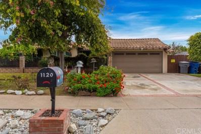 1120 N Euclid Street, La Habra, CA 90631 - MLS#: PW19052619
