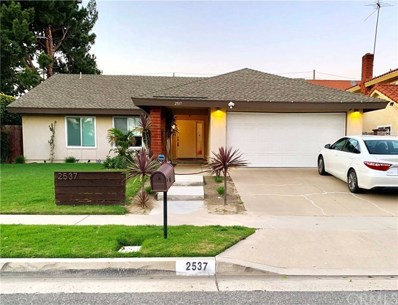 2537 W Hall Avenue, Santa Ana, CA 92704 - MLS#: PW19052864