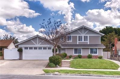 5982 Trail View Place, Yorba Linda, CA 92886 - MLS#: PW19053476