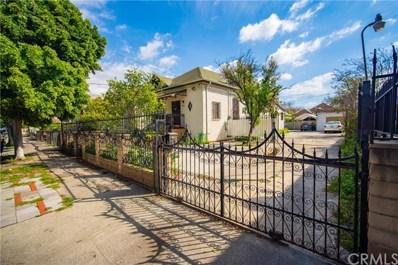 1420 W 22nd Street, Los Angeles, CA 90007 - MLS#: PW19054333