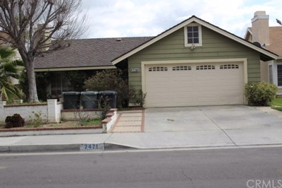 2471 Pleasant Colony St, Perris, CA 92571 - MLS#: PW19054651